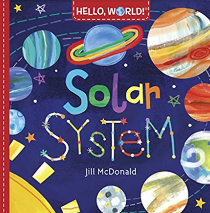 Astronomy for babies? You bet.