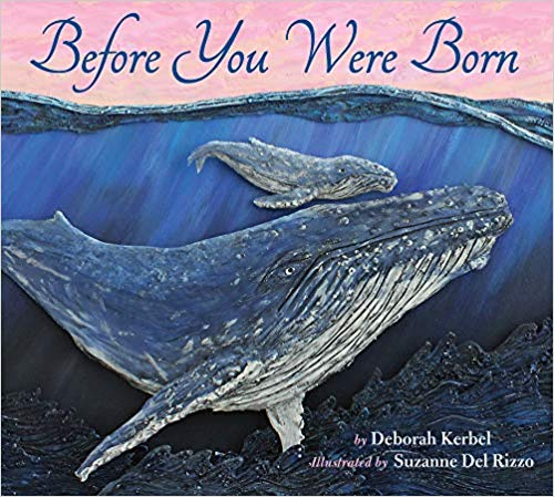 Before You Were Born-Winner of the Best Illustrations category
