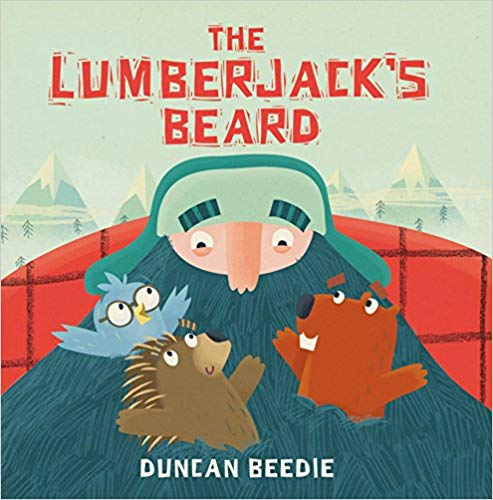 The Lumberjack's Beard -Winner of the Author/Illustrator category