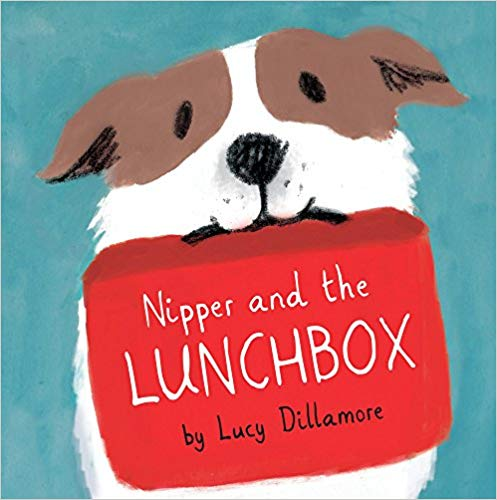 Nipper and the Lunchbox-A Winner of the Animals/Pets category