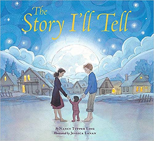 The Story I'll Tell -Winner of the Picture Book 4-8 Category!