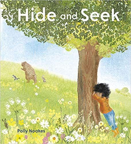 Hide and Seek-A Winner of the Board/Toddler Book category