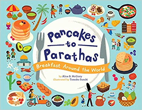 Pancakes to Parathas: Breakfast Around the World-Winner of the Food Related category
