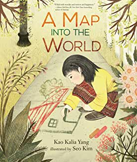 A Map into the World-Winner of Best Illustrations Category!