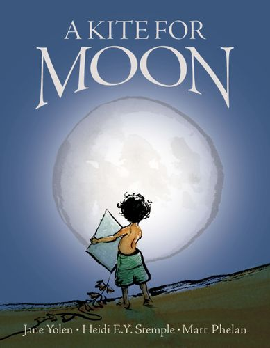 Book of the Year – A Kite for Moon
